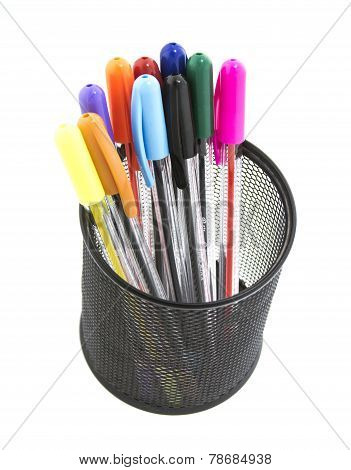 Pen And Pencils Container