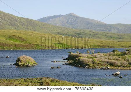 Loch Druidibeag & Beinn Mhor