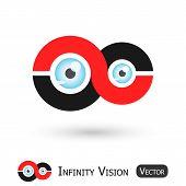 stock photo of infinity  - Infinity Vision  - JPG