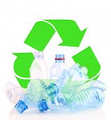 pic of waste reduction  - Recycle concept - JPG