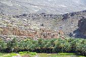 pic of jabal  - Image of ruins on Jebel Akhdar in Oman - JPG