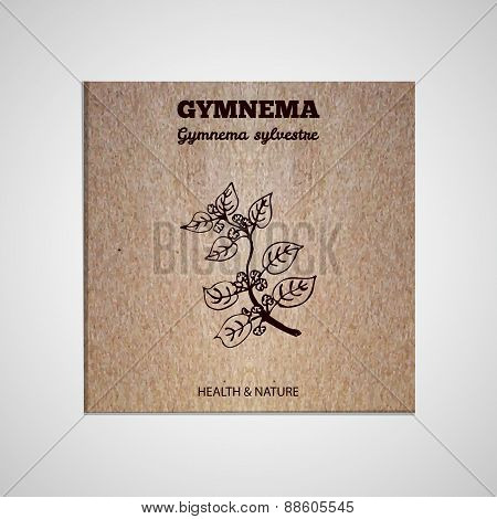 Herbs and Spices Collection - Gymnema sylvestre