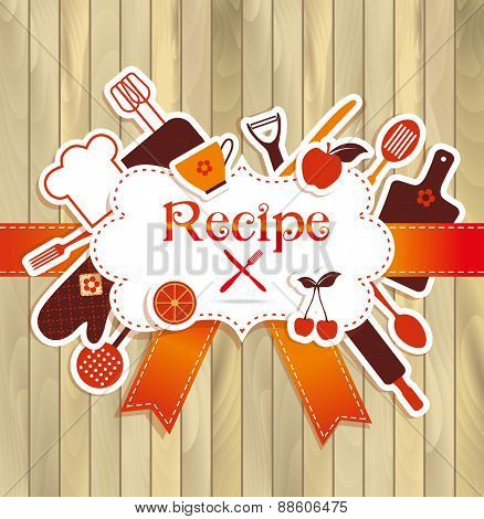 Recipe Illustration.