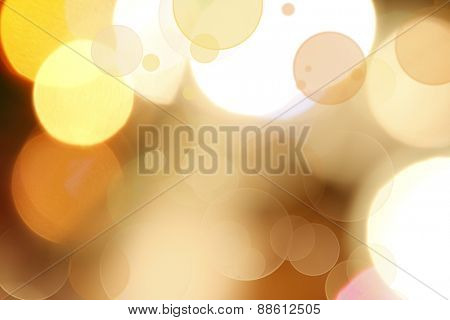 Circles of light brown tone background