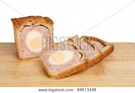 Pork And Egg Pie
