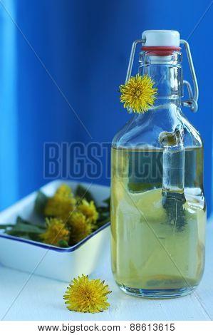 dandelion syrup - natural medicine