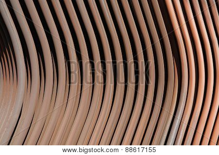 Copper-brass Piping Of Machinery Radiator