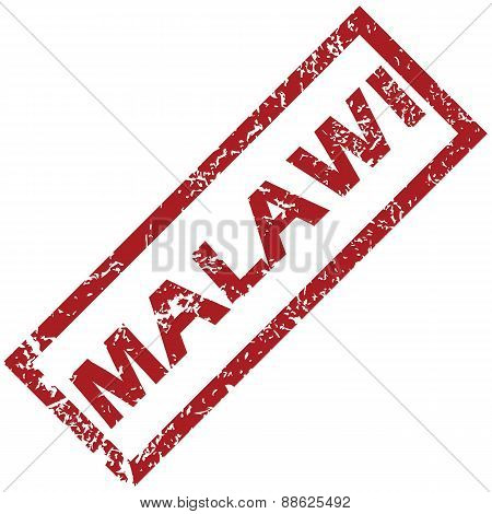 New Malawi rubber stamp