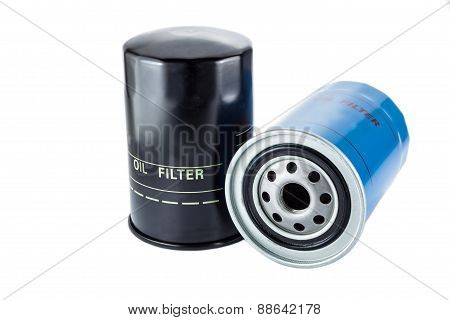 New Oil Filter