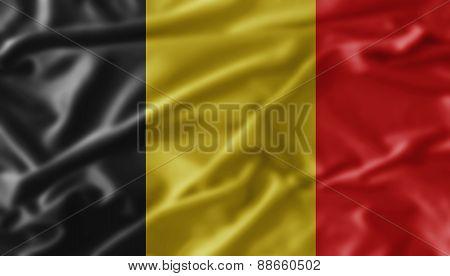 Fahne Flagge Belgien