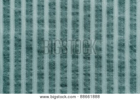 Vertical Texture Fabric Blue-green Color