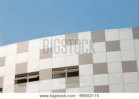 Building Facade Background