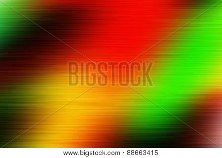 Smooth Abstract Colorful Background Used As For Any Artwork