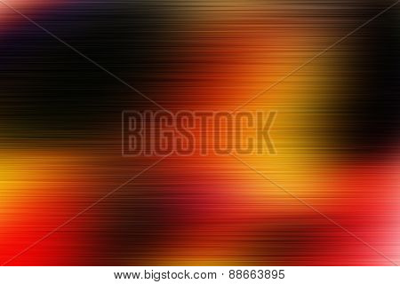 Red  Illustration Of Soft Colored Abstract Background