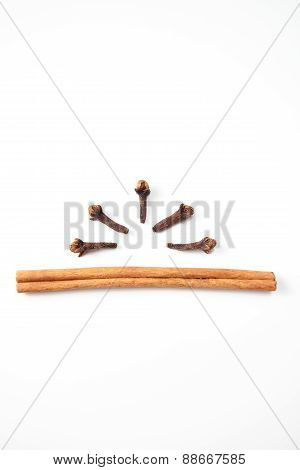 Cinnamon and clove