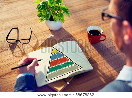 Analysis Strategy Chart Data Graph Information Concept