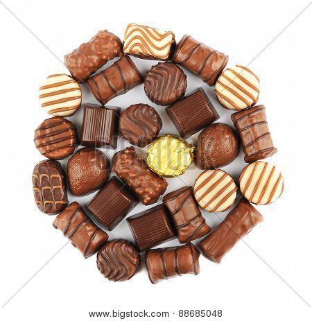 Chocolate Pralines