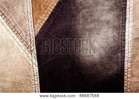 Corduroy Background