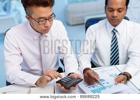Counting expenses