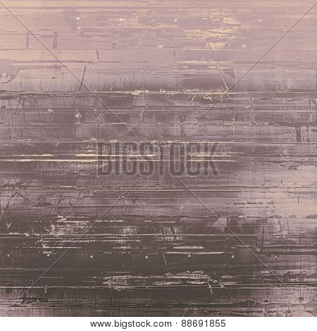Abstract grunge background. With different color patterns: brown; gray; purple (violet); black