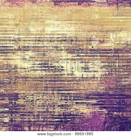 Old texture - perfect background with space for your text or image. With different color patterns: yellow (beige); brown; gray; purple (violet)