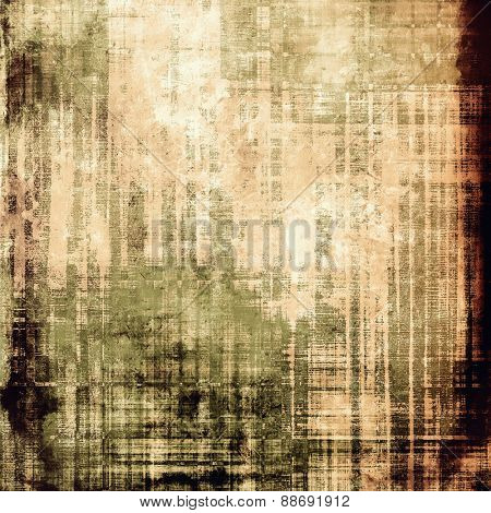 Grunge, vintage old background. With different color patterns: yellow (beige); brown; gray; black