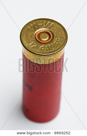 12 guage shotgun shell