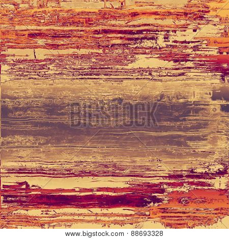 Old, grunge background texture. With different color patterns: yellow (beige); gray; purple (violet); pink