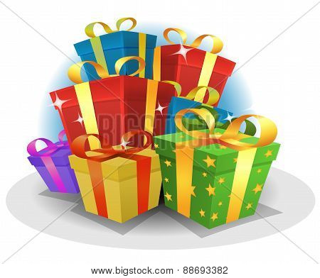 Happy Birthday Gifts Pack