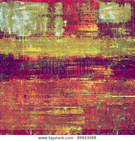 Ancient grunge background texture. With different color patterns: brown; purple (violet); pink; green