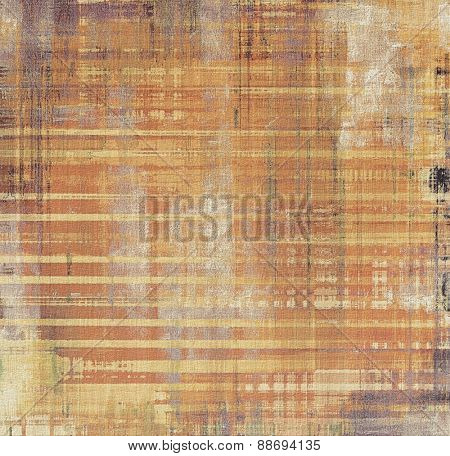 Grunge texture or background with space for text. With different color patterns: yellow (beige); brown; gray; purple (violet)