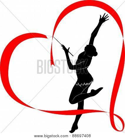 gymnastics logo