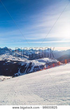 Italian Dolomiti Ready For Ski Season
