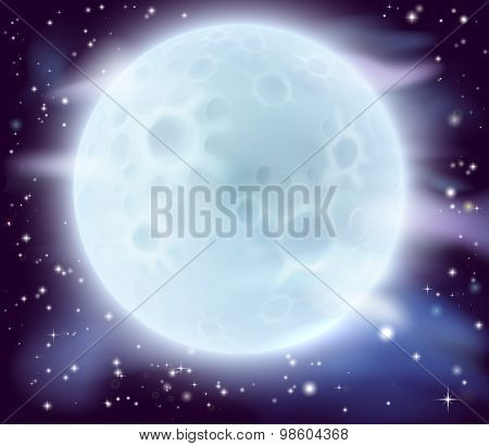 Big Full Moon