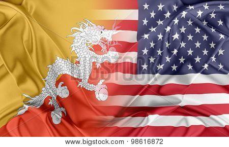 USA and Bhutan