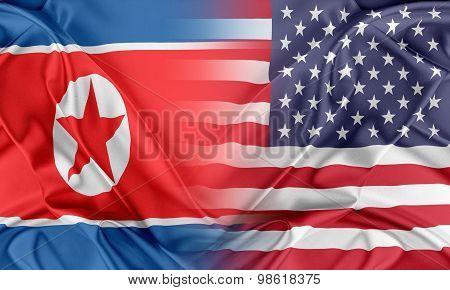 USA and Korea North
