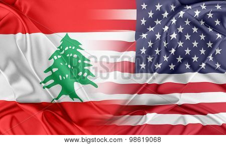 USA and Lebanon