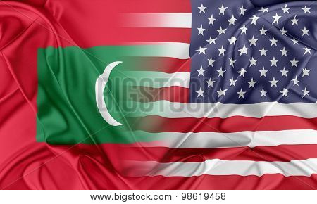 USA and Maldives