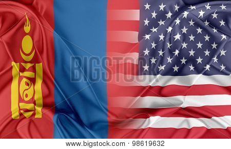 USA and Mongolia