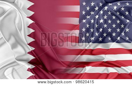 USA and Qatar