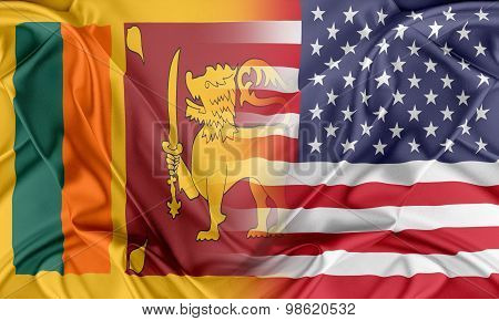 USA and Sri Lanka