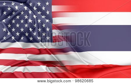 USA and Thailand