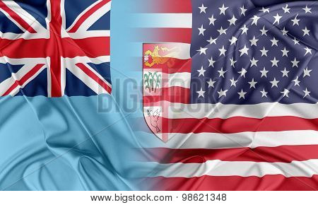 USA and Fiji