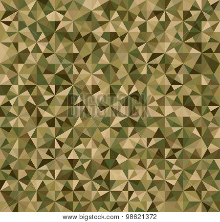 Abstract  Military Camouflage Background
