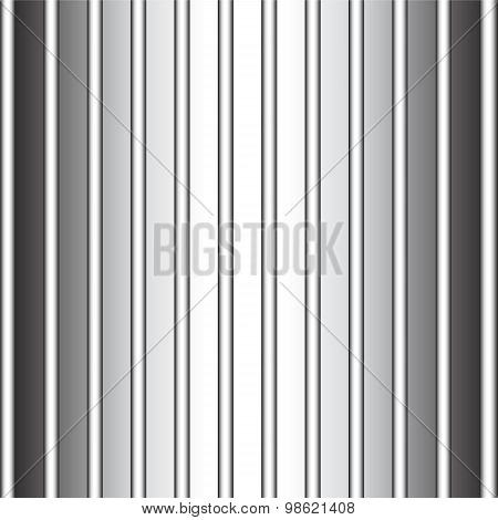 Silver Convex Surface Background