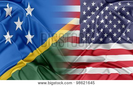 USA and Solomon Islands
