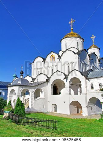 Intercession Cathedral in the Intercession Nunnery, Suzdal