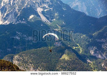 Dachstein-krippenstein Paraglider