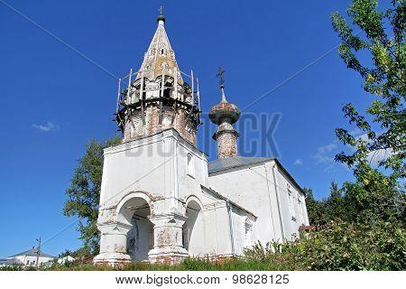 Saint John the Baptist Church in Suzdal