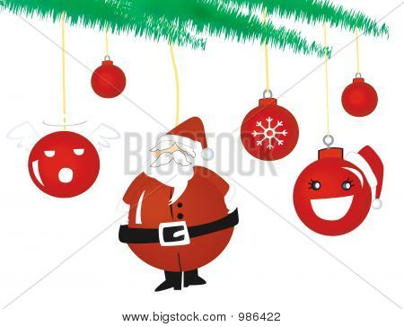 Christmas Baubbles